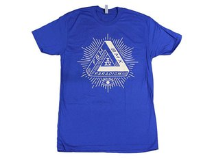 "FBM ""Paradigm"" T-Shirt - Blue"