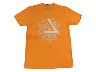 "FBM ""Paradigm"" T-Shirt - Orange Heather"