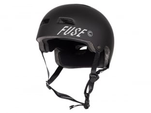 "FUSE ""Alpha"" Helm - Matt Black"