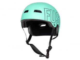 "FUSE ""Alpha"" Helm - Matt Mint"