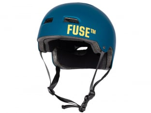 "FUSE ""Alpha"" Helmet - Matt Navy Blue"