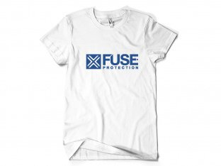 "FUSE ""Covert"" T-Shirt - White"