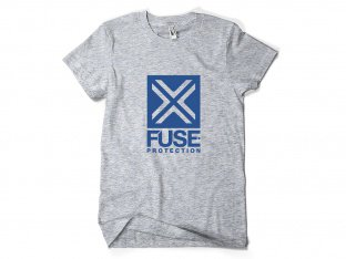 "FUSE ""Icon"" T-Shirt - Grey"