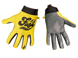 "FUSE ""Omega"" Handschuhe - Cafe Yellow"