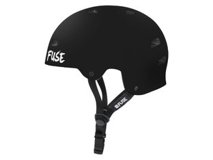 "FUSE ""Alpha"" Helmet - Matt Black"