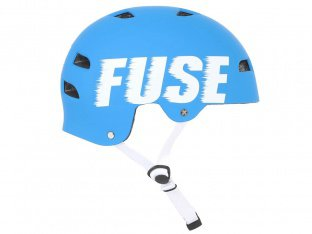 "FUSE ""Alpha"" Helm - Matt Cyan Blue"
