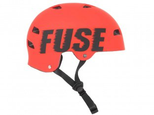 "FUSE ""Alpha"" Helm - Matt Red"