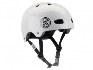 "FUSE ""Delta Scope"" Helm - Glossy White"