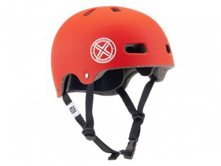 "FUSE ""Delta Scope"" Helm - Matt Red"