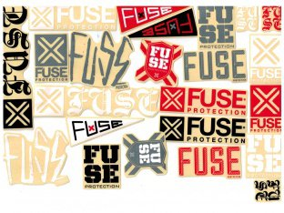 FUSE Protection Stickerset