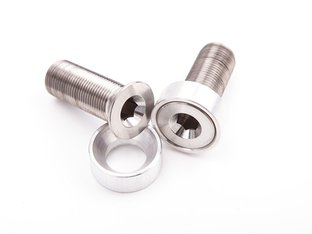 "Fareast Cycles ""Titanium 48 Spline"" Crank Bolts"