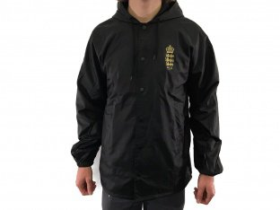 "Federal Bikes ""DLX"" Jacket - Black/Gold"