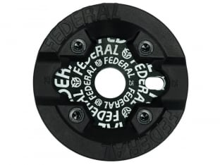 "Federal Bikes ""Logo Solid Guard"" Sprocket"
