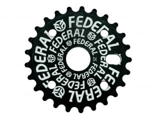"Federal Bikes ""Logo Solid"" Sprocket"