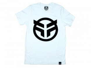 "Federal Bikes ""Logo"" T-Shirt - White"