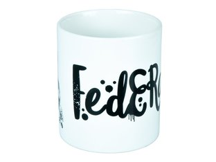 "Federal Bikes ""Perrin Graphic"" Tasse"