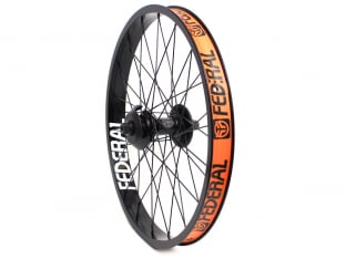 "Federal Bikes ""Stance XL X Stance Female"" Cassette Rear Wheel"