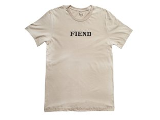 "Fiend BMX ""Morrow V3"" T-Shirt - Tan"