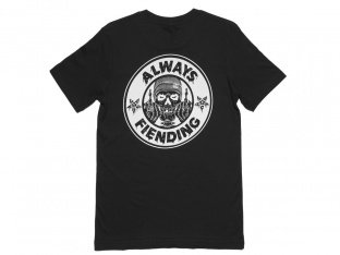 "Fiend BMX ""Reynolds"" T-Shirt - Black"