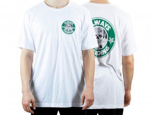 "Fiend BMX ""Reynolds"" T-Shirt - White"
