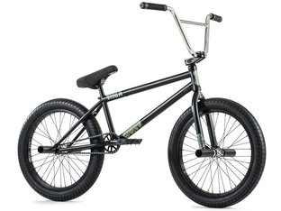 "Fiend BMX ""Type A"" 2017 BMX Bike - Flat Black"