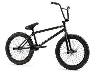 "Fiend BMX ""Type A"" 2019 BMX Bike - Gloss Black"