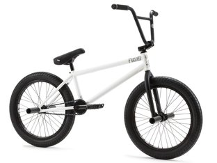 "Fiend BMX ""Type A"" 2019 BMX Bike - Matte White"