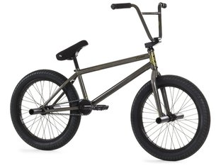 "Fiend BMX ""Type A"" 2020 BMX Rad - Clear Phosphate"