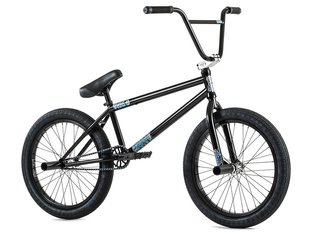 "Fiend BMX ""Type B"" 2017 BMX Bike - Gloss Black"