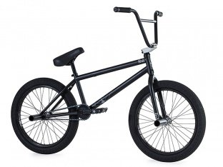 "Fiend BMX ""Type B"" 2018 BMX Bike - Matt Black"