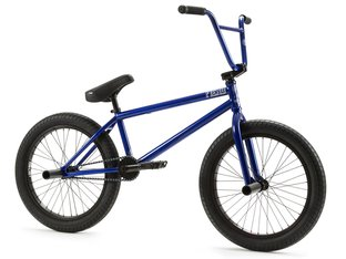 "Fiend BMX ""Type B"" 2019 BMX Bike - Gloss Trans. Navy / Black Splatter"