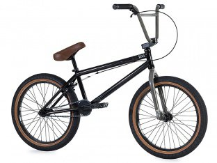 "Fiend BMX ""Type O"" 2018 BMX Bike - Gloss Black"