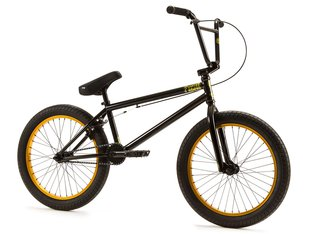 "Fiend BMX ""Type O"" 2019 BMX Bike - Gloss Black"