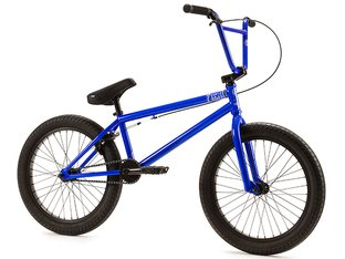 "Fiend BMX ""Type O-"" 2019 BMX Bike - Gloss Blue / Dark Blue Splatter"