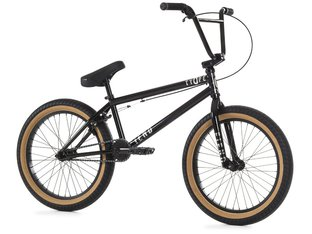 "Fiend BMX ""Type O"" 2020 BMX Bike - Gloss Black"