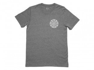 "Fiend BMX ""Varanyak V2"" T-Shirt - Heather Grey"