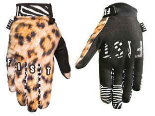"Fist Handwear ""Animal Print"" Gloves"