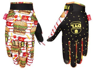 "Fist Handwear ""Burgers Youth"" Kids Gloves"