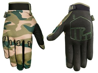 "Fist Handwear ""Camouflage"" Gloves"