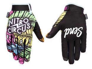 "Fist Handwear ""Nitro Circus Palms"" Gloves"