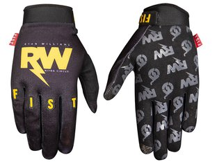 "Fist Handwear ""Nitro Circus R Willy Youth"" Kids Gloves"