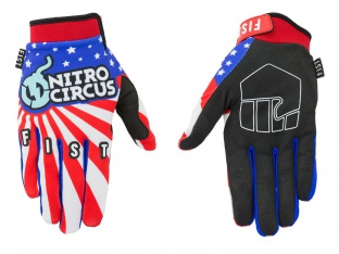 "Fist Handwear ""Nitro Circus Stars'n'Stripes"" Gloves"