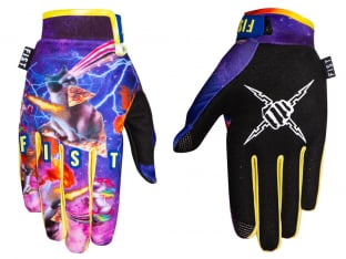 "Fist Handwear ""Pizza Cat"" Gloves"