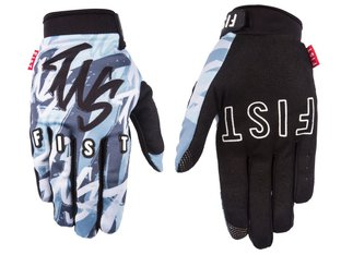"Fist Handwear ""The Webbie Show Snow Camo"" Gloves"