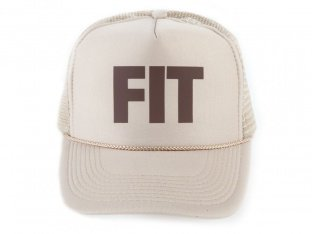 "Fit Bike Co. ""Block Trucker"" Cap"