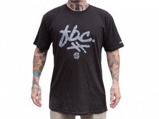 "Fit Bike Co. ""Brush"" T-Shirt - Black"