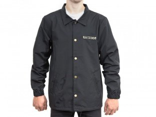 Fit Bike Co. Coach Jacket - Black