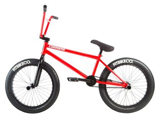 "Fit Bike Co. ""Corriere FC"" 2019 BMX Bike - Bright Red 