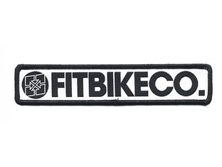 "Fit Bike Co. ""Fitbikeco"" Aufnäher"