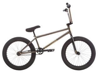 "Fit Bike Co. ""Homan"" 2019 BMX Bike - Smoke Chrome"